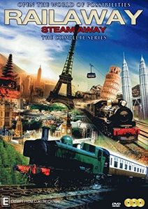 Railaway Steamaway: The Complete Series [Import]
