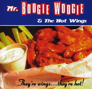 They're Wings They're Hot!