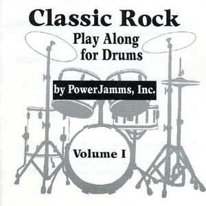 Classic Rock Play Along for Drums