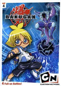 Bakugan: Volume 4: Heroes Rise
