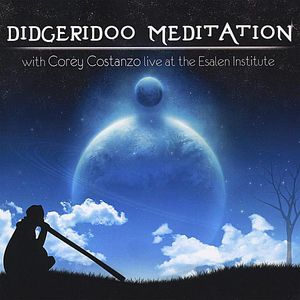 Didgeridoo Meditation with Corey Costanzo : Live at