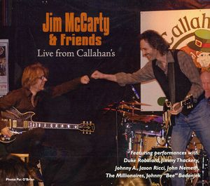 Jim McCarty and Friends