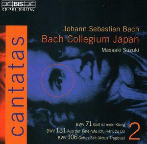 Cantatas II