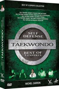 Best Of 5 Experts: Taekwondo Self Defense