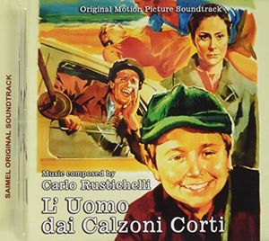 L'Uomo Dai Calzoni Corti (Original Motion Picture Soundtrack) [Import]