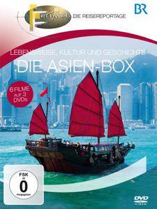 BR - Fernweh: Die Asien-Box