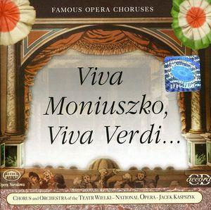 Viva Moniuszko /  Viva Verdi