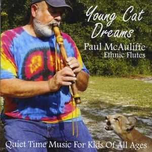 Young Cat Dreams: Quiet Time Music for Kids of All Ages