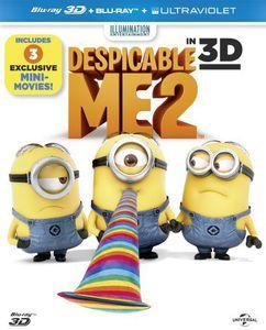 Despicable Me 2 (3D+2D) [Import]