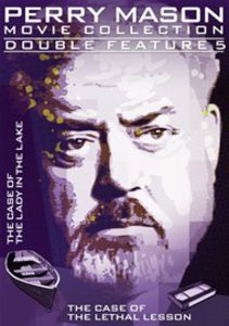 Perry Mason Double Feature 05: The Case of the Lady in the Lake /  The Case of the Lethal Lesson