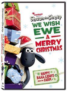 Shaun the Sheep: We Wish Ewe a Merry Christmas