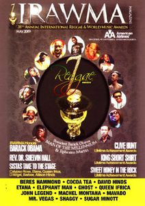 Irawma: 28th Annual International Reggae and World Music Awards