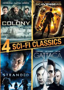 The Colony /  Scavengers /  Stranded /  Gattaca