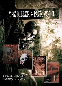 Killer 4 Pack Vol Ii