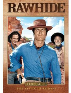 Rawhide: The Seventh Season Volume 1