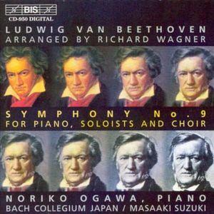 Symphony #9 (1831 Wagner Piano Arrangement)