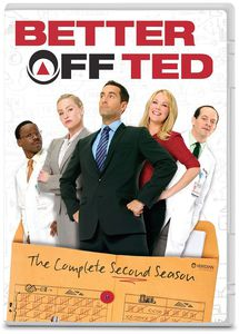 Better Off Ted: The Complete Second Season