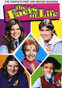 Facts of Life: Seasons 1-2