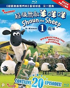 Shaun the Sheep Series 1-Vol. I & II [Import]