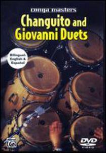 Conga Masters: Changuito and Giovanni Duets