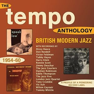 Tempo Anthology: British Modern Jazz 1954-60 /  Var
