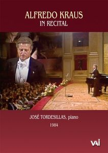 Alfredo Kraus in Recital