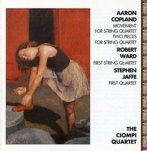 American Works for String Quartet
