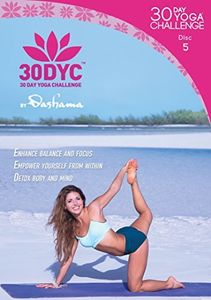 30dyc: 30 Day Yoga Challenge With Dashama Disc 5