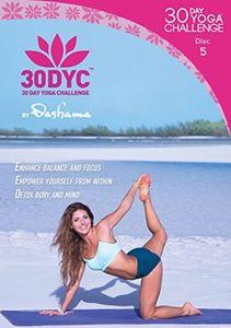 30dyc: 30 Day Yoga Challenge With Dashama Disc 5