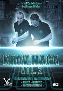 Krav Maga Israeli Self-Defense, Vol. 2: Intermediate Techniques