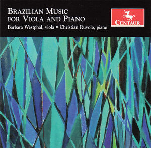 Brazilian Music for Viola & Piano