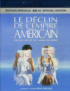 The Decline of the American Empire (Le Déclin de L'Empire Américain) [Import]