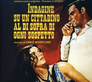 Indagine Su Un Cittadino Al Di Sopra Di Ogni Sospetto (Investigation of a Citizen Above Suspicion (Original Motion Picture Soundtrack) [Import]