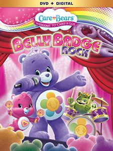 Care Bears: Belly Badge Rock