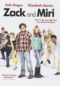 Zack and Miri (Single Disc) DVD