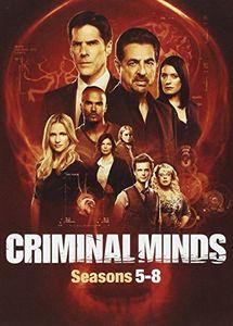 Criminal Minds: Seasons 5-8