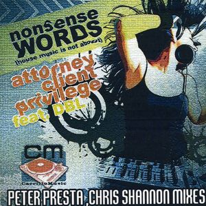 Nonsense Words-Peter Presta & Chris Shannon Mixe