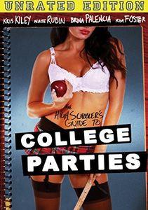 High Schooler's Guide to College Parties