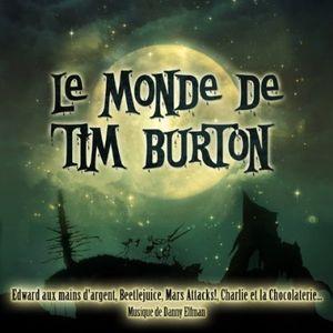 Le Monde de Tim Burton [Import]