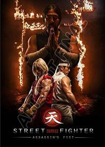 Street Fighter: Assassin's Fist - Live Action
