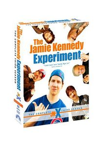The Jamie Kennedy Experiment: The Complete Third Season