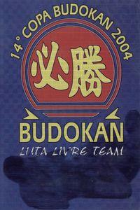 Budokan Luta Liver 14th Copa Budokan 2004