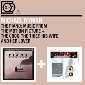 Michael Nyman: The Piano /  The Cook, The Thief, His Wife and Her Lover (Original Soundtrack) [Import]