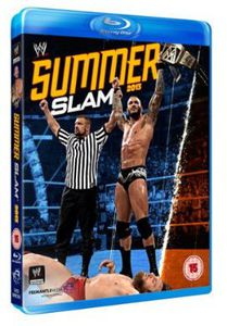 WWE : Summerslam 2013 [Import]
