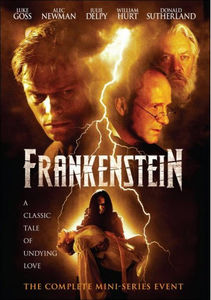 Frankenstein - the Mini-Series DVD