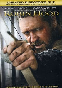 Robin Hood [2010] [WS] [With Movie Cash] [Slipsleeve]