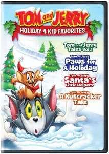 Tom and Jerry: Holiday 4 Kid Favorites