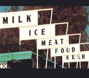 Milk Ice Meat Food Beer