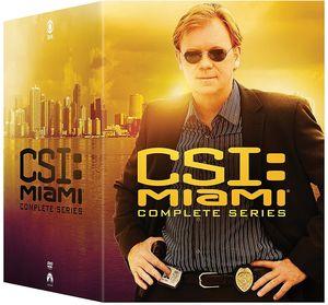 CSI Miami: The Complete Series