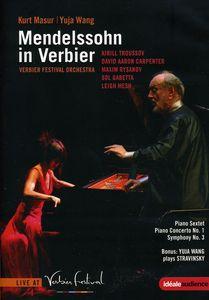 Mendelssohn in Verbier - Piano Sextet /  Piano Cto